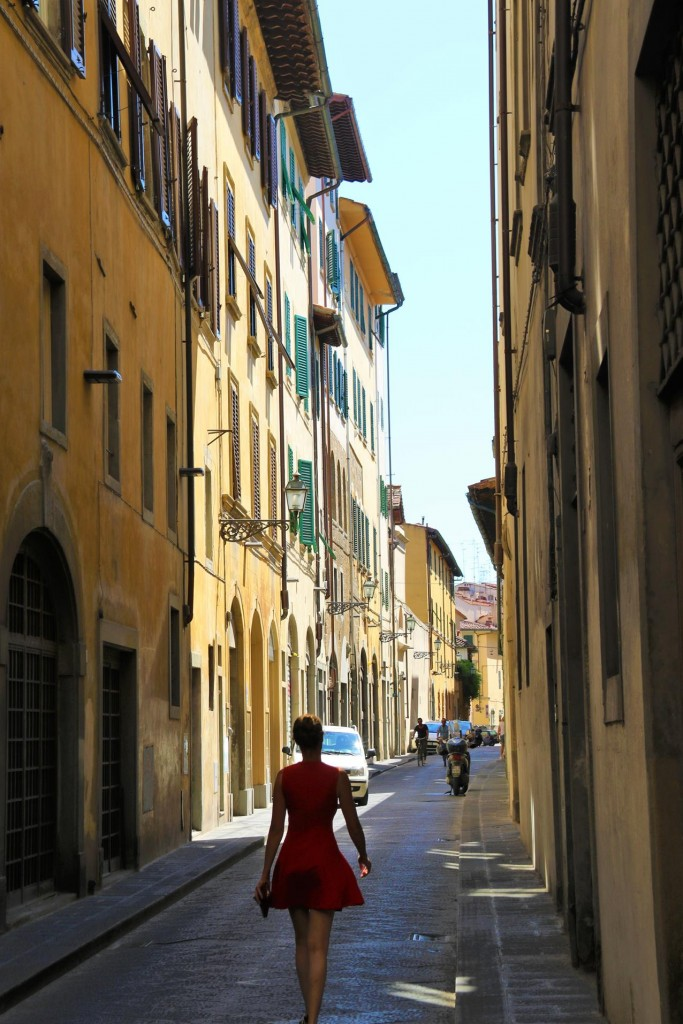 As we have been to Florence a few times we decided to continue on our little excusion