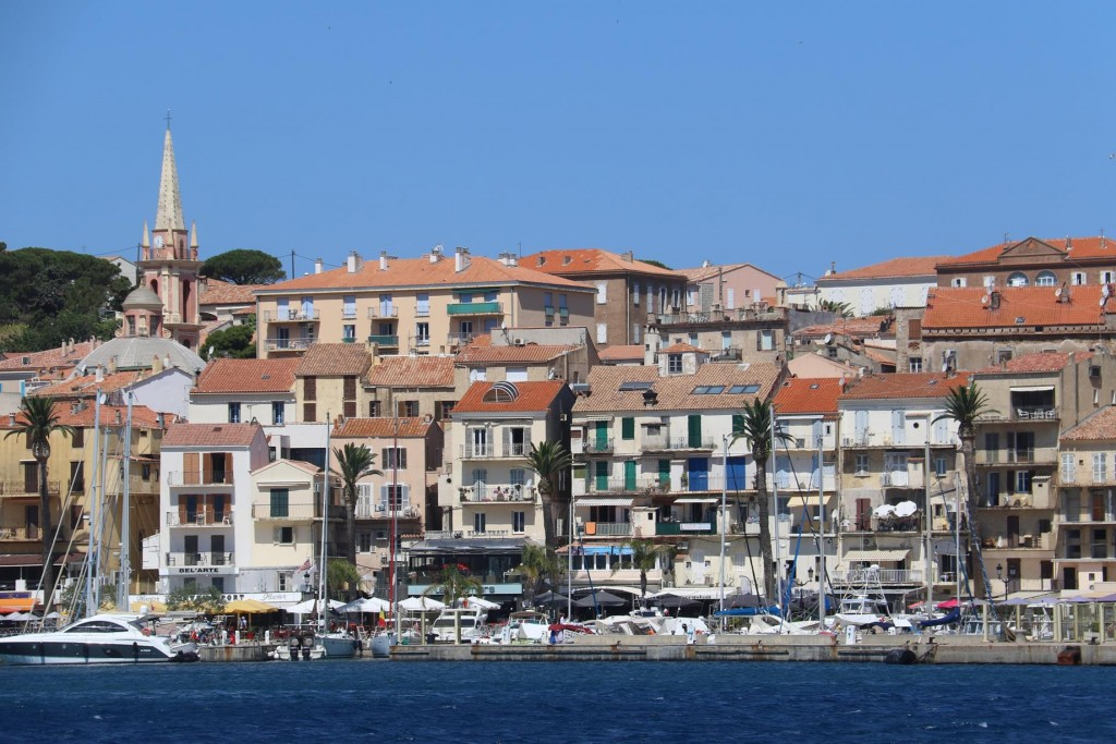 Last year we spent a night in this wonderful port in late September