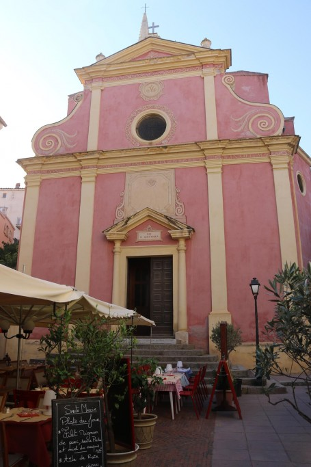 Église Sainte-Marie de Calvi