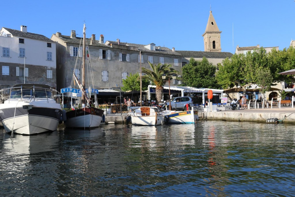 This is our 2nd visit to this pretty little town in northern Corsica