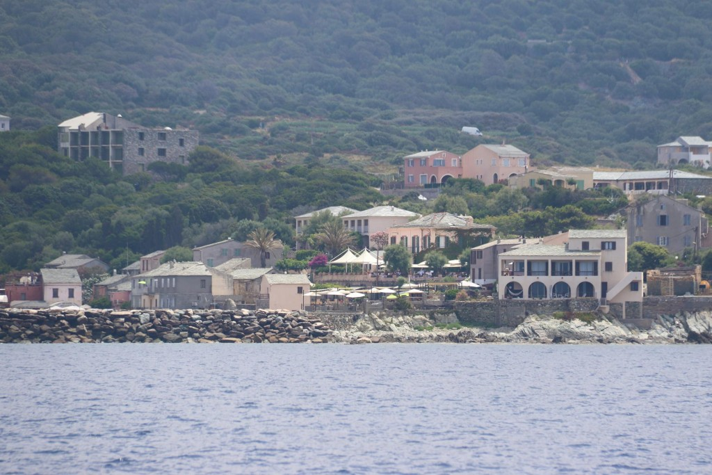 The town of Centuri is almost at the northern tip of Corsica