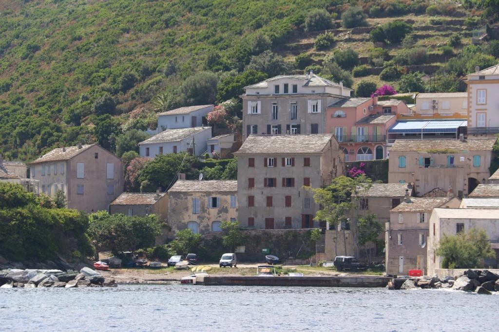 The small port of Porticciolo