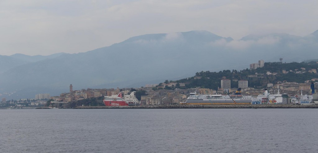 Bastia is the principle port and commercial centre of the island of Corsica
