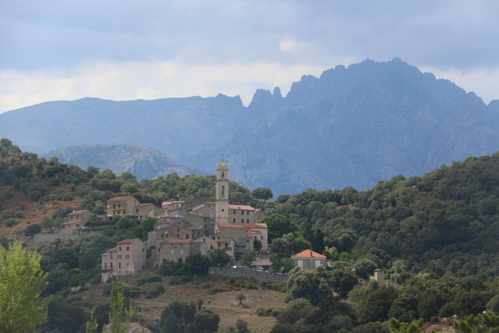 We visit the small hilltop village of Soveria