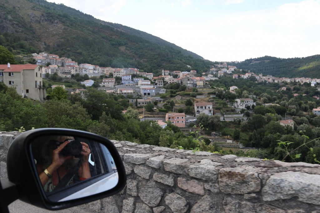We continue our travels and pass through a number of hillside villages