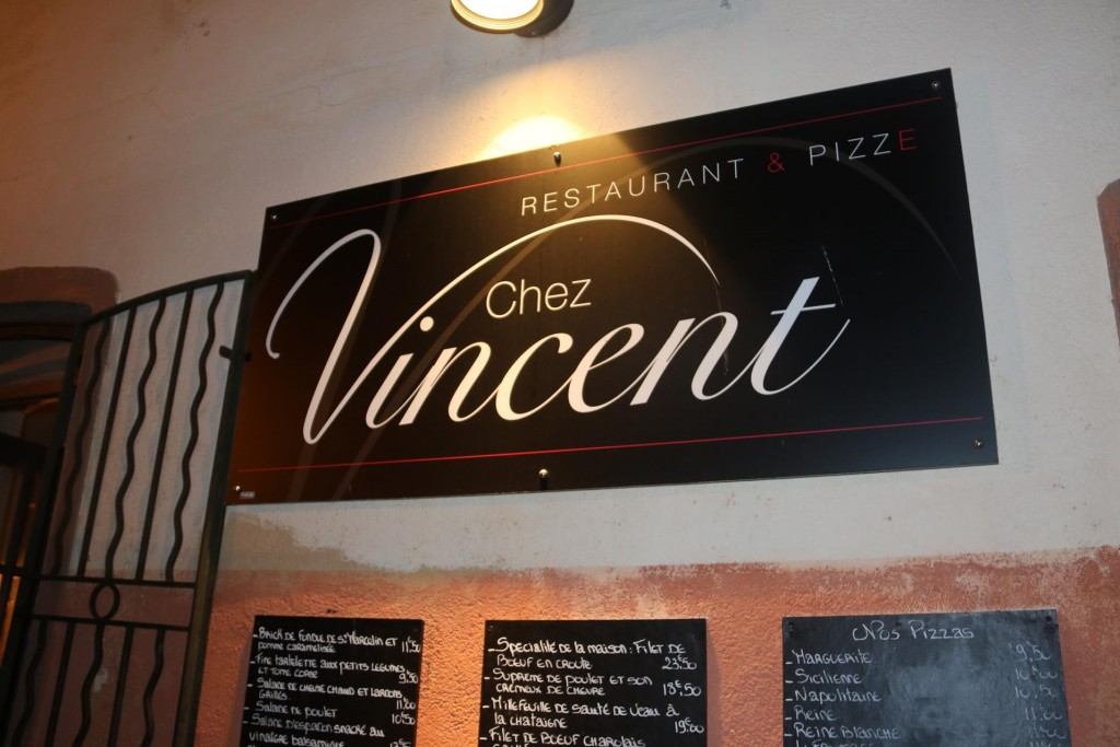 We decided to try Chez Vincent for dinner tonight