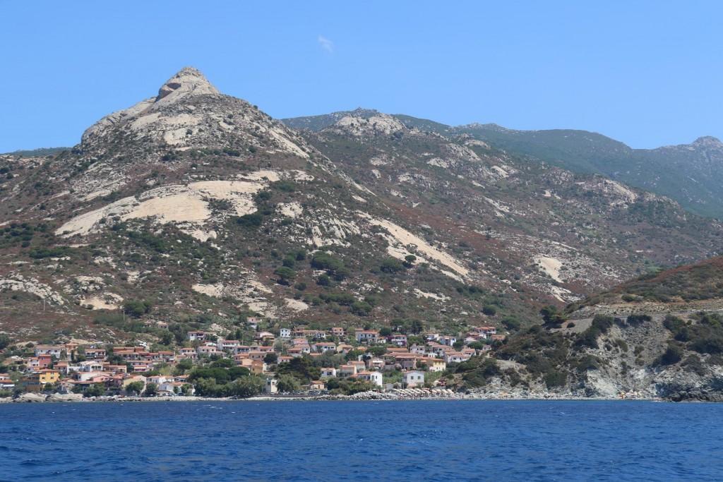 The village of Pomonte
