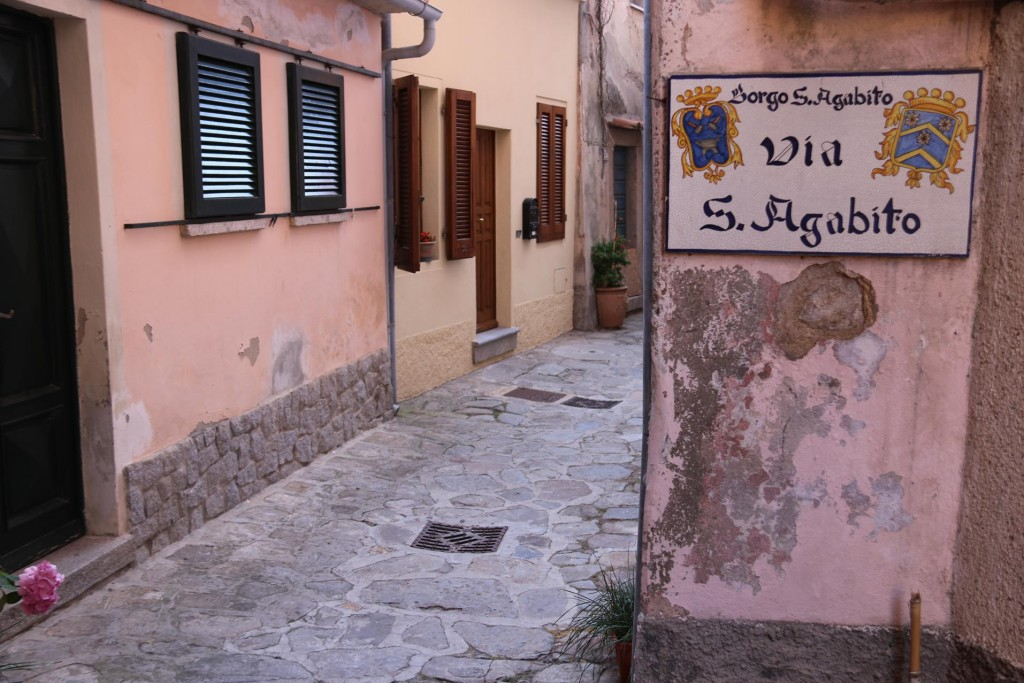 Once safely back down in the ancient 13th Century village of Marciana we enjoyed exploring the quaint old village