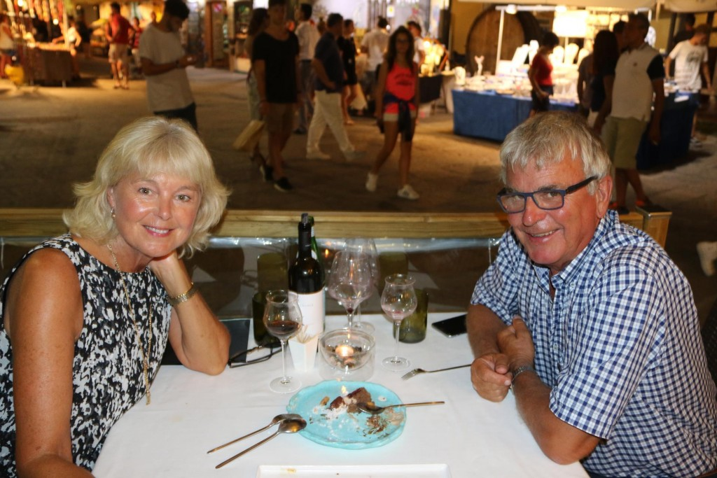 We were very pleased to finally try the fabulous Japanese inspired food at Ristorante Tamata