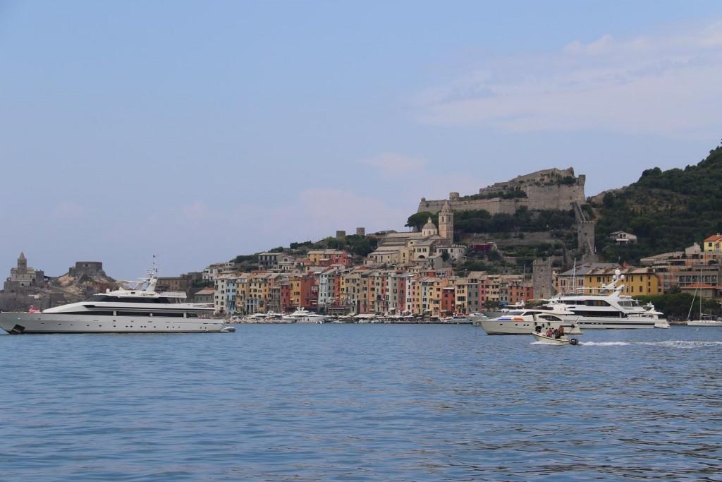 South of Radda di La Spezia is the picturesque village and harbour of Portovenere