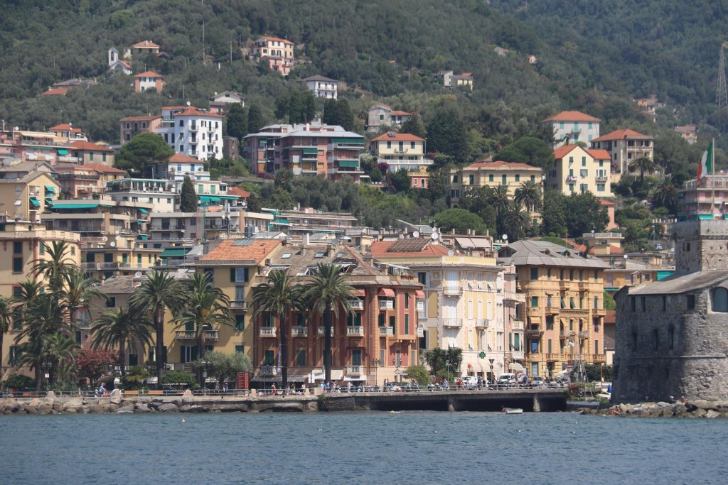 It has been described as an old fashioned Italian seaside resort