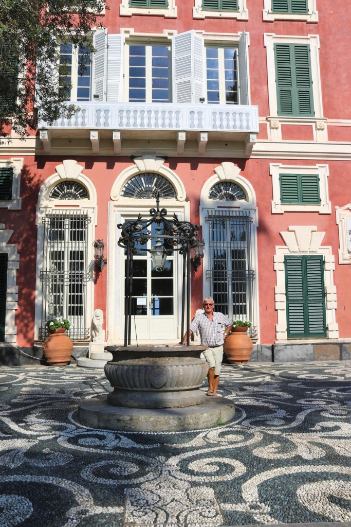 The Durazzo Villa has been restored into a museum of it's history and houses some other collections which can be visited. Also functions and weddings can be held in the amazing Villa