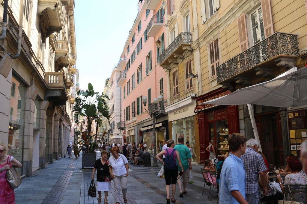San Remo was founded in Roman times and today has a population of around 60,000