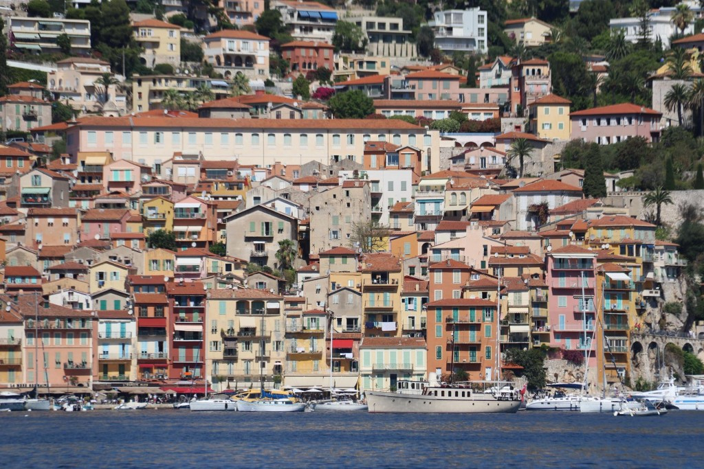 Villefranche is regarded as a  suburb of Nice nowadays. It has a declining population due to it's part time residents and cost of realestate