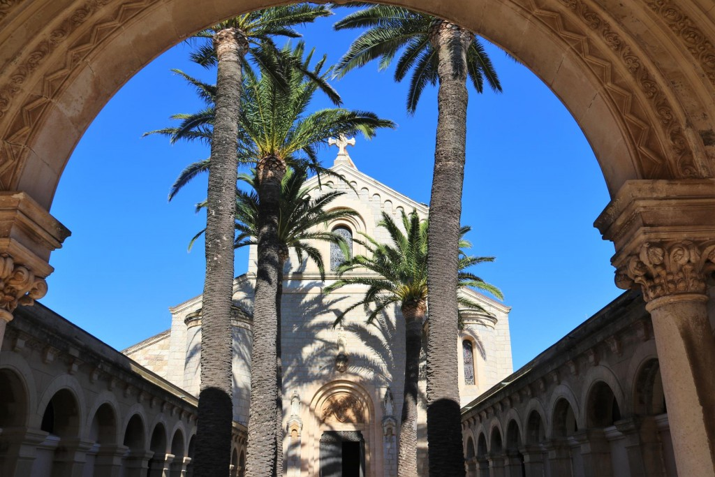 The Monastery of St Honorat dates back to the 4th century