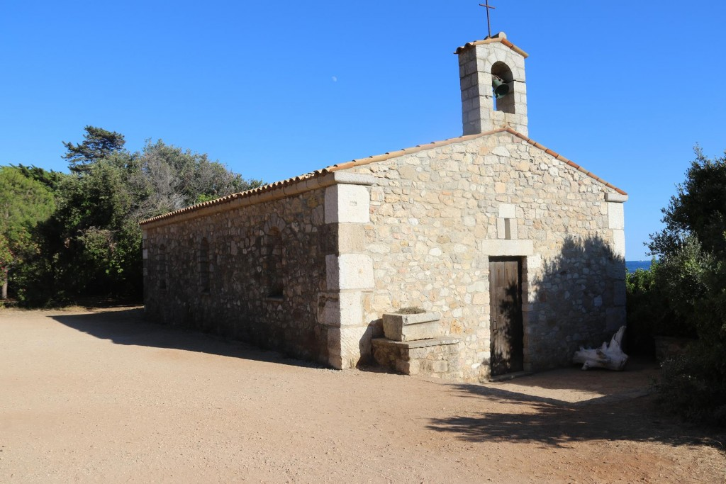 Nearby we also visit the St Pierre Chapel