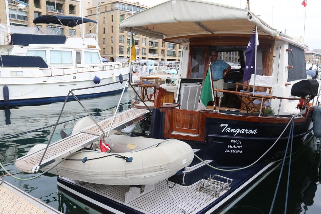 Tangaroa in Marseille