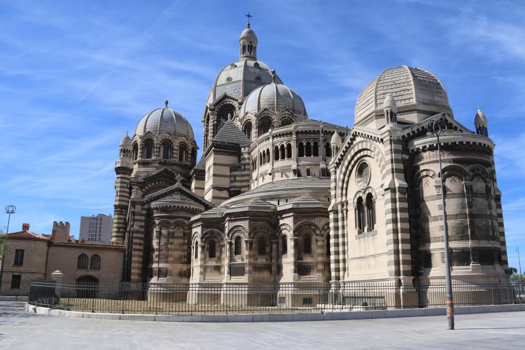 The magnificent Cathedrale de la Major