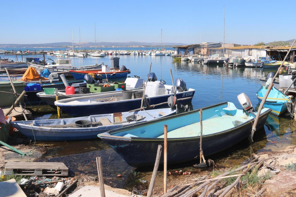 Our next stop on our venture around the town is visit the tiny old fishing harbour