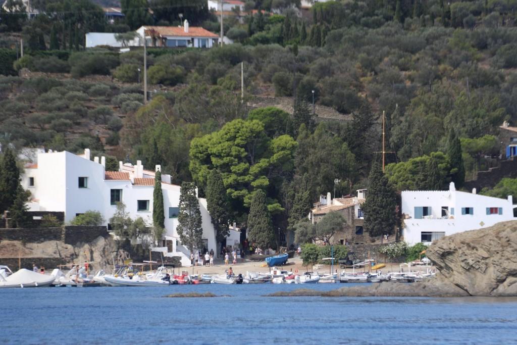 Just south of Cala Guillola is Port Lligat