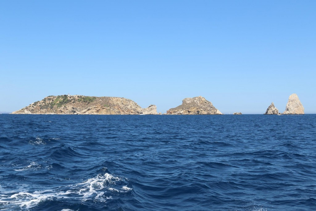 The group of uninhabited islands just a short distance off the coast by LEstartit now have National Park status