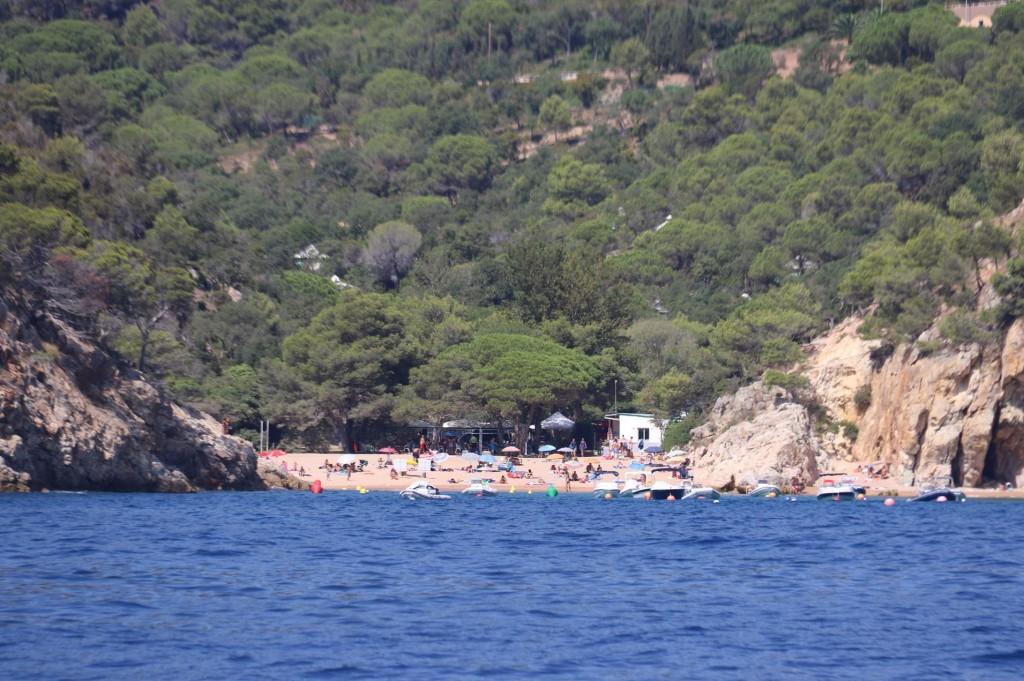 Cala Pola another small popular beach
