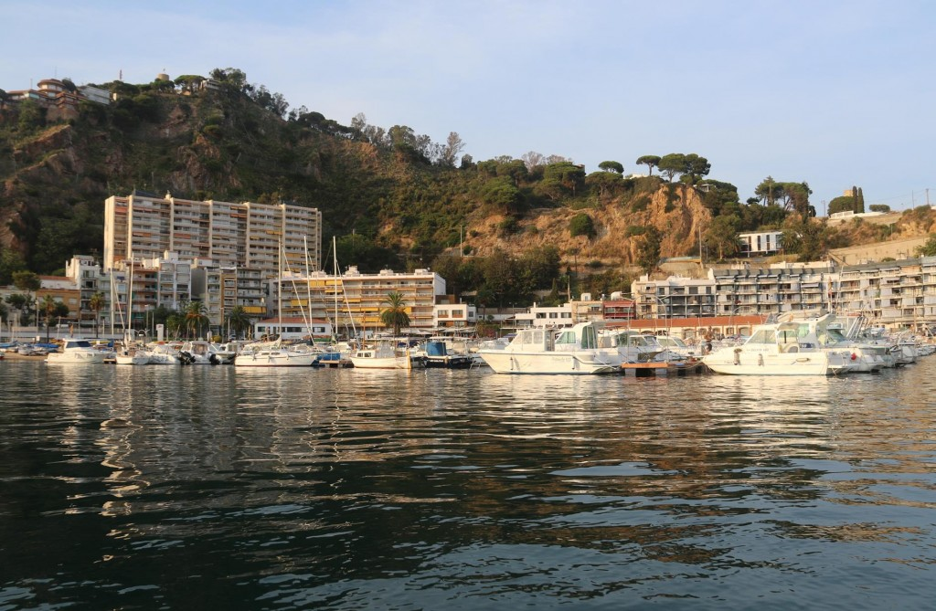 The port caters to quite a number of local and visiting boats of all sizes