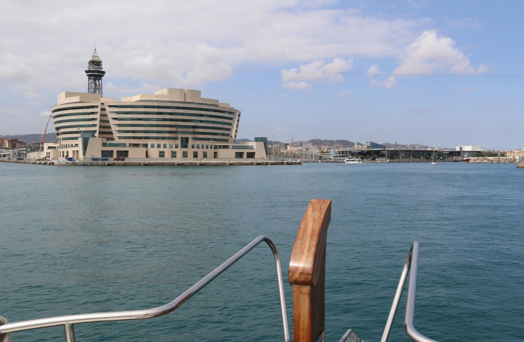 The Jaume 1 Tower and the World Trade Center